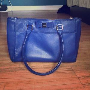Blue Kate Spade Pocketbook